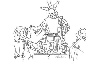 Sagrade Cena Sacramental