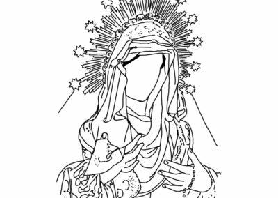 María Stma. de Consolación y Lágrimas