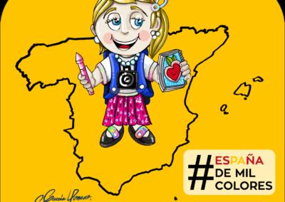 España de Mil Colores Imagen Favorita