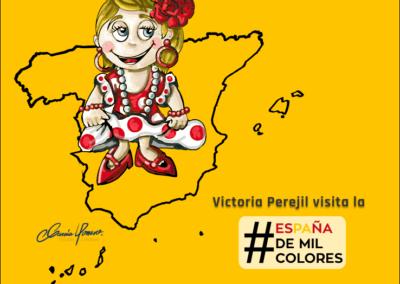 España De Mil Colores Sevilla
